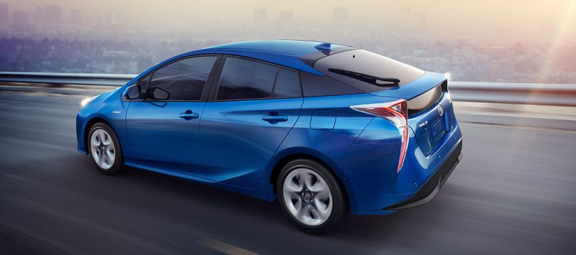 2017 Toyota Prius Hybrid Car Review