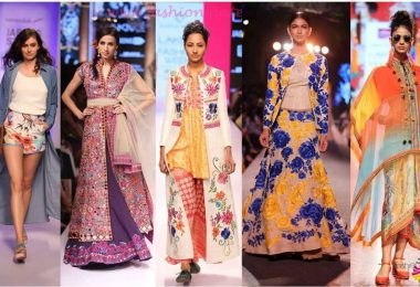 latest Indian Fashion Trends for women