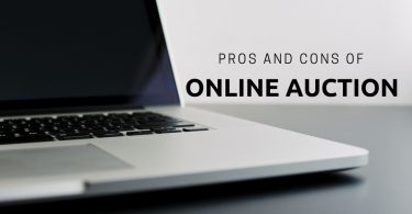 Pros and Cons of Online Auction