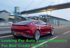 auto loan refinance bad credit online