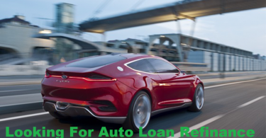 auto loan refinance bad credit online
